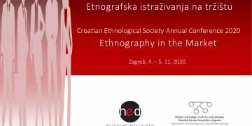 Godišnji skup Hrvatskog etnološkog društva 2020: Etnografska istraživanja na tržištu